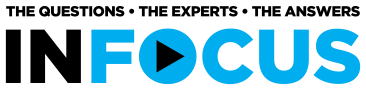 In Focus Broadcasting Logo